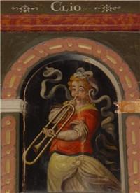 Clio - Historiens Muse