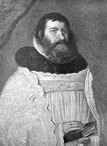 Jesper Brochmand – biskop over Sjællands Stift 1638-1652