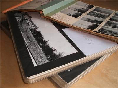 Aflevering af materialer til Køge Arkiverne - kontakt os meget gerne og aftal nærmere