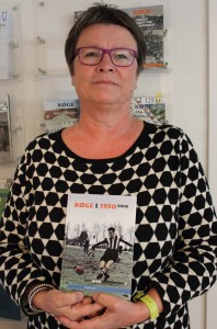 Bente Rasmussen - Vinder af quiz ved Herfølgedagen