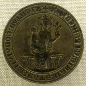 Tyske Kompagnis signet