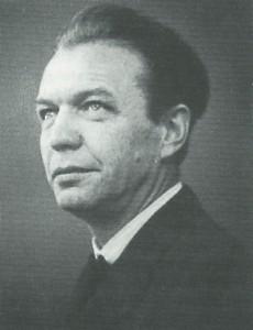 Den blinde organist  ved Køge Sct. Nikolai Kirke, Carl Larsen, åbnede sit hjem for jøder på flugt