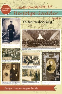 Ny udstilling på arkivet i Herfølge