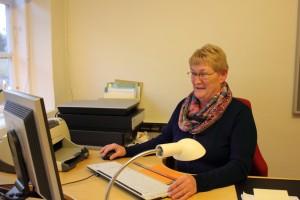 Jytte Hansen runder 10.000 avisartikler i Arkibas