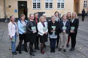 Køge Byråds kvindelige medlemmer 2015