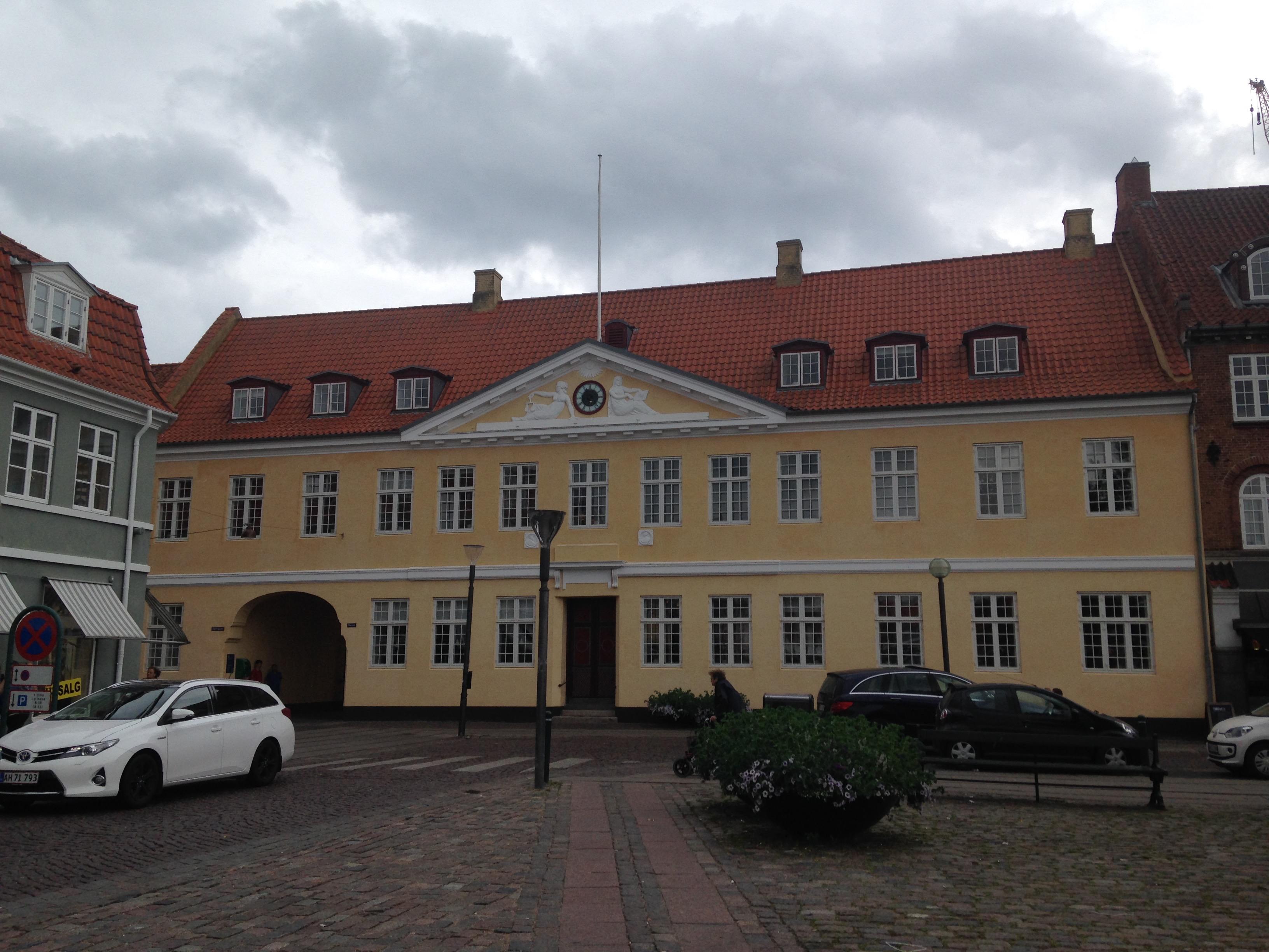#5F4037 Dette års Guld I Købstæderne – Vandring I Køge Køge Arkiverne Gør Det Selv Værkstedet I Køge Køge 6421 326424486421
