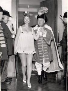 Karneval i Køge 1958