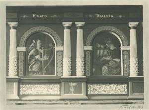 Sangerpulpituret i Køge Kirke