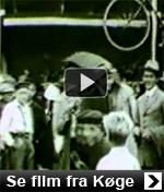 Se film fra Køge Arkiverne