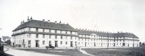 Nordre Værftsgård ca. 1925
