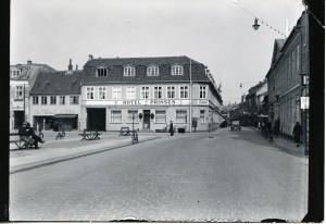 Hotel Prindsen , Torvet 2 i Køge