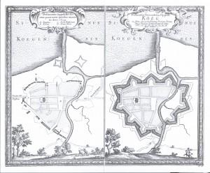 Køge 1658-1660