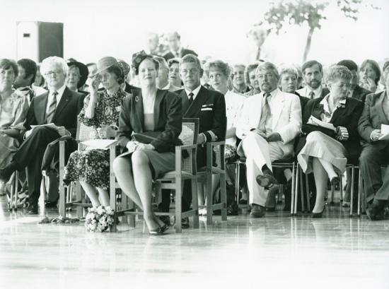 Åbning af RASK maj 1989