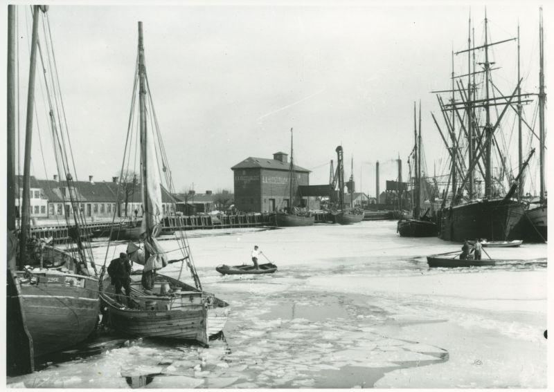 Havnen_1930-1940
