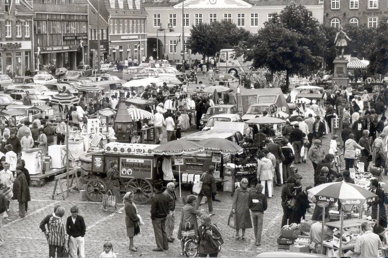 Torvedag_1970erne