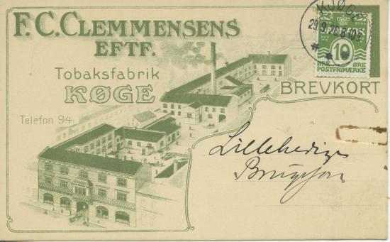 tobaksfabrik