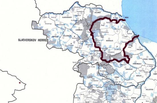 bjaeverskov-herred