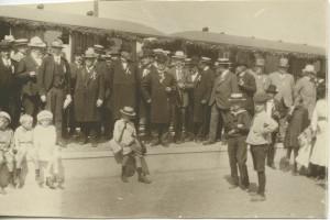Åbningen 1917 - Køge-Ringsted Jernbanen