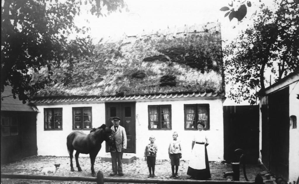 Fotografi fra Højelse Sognearkiv - B220