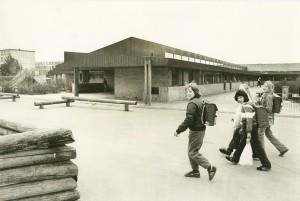 Ellemarkskolen ca. 1985