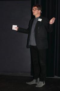 Eric van Leenen, International Koordinator i Køge Kommune