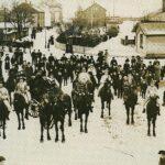 Glimt fra Køges Historie - Fastelavn i Køge