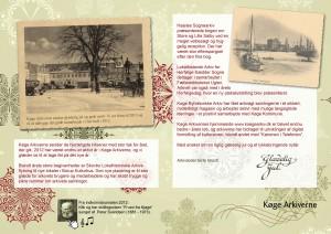 Julekort fra Køge Arkiverne 2012
