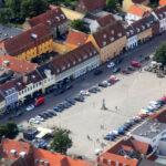Luftfotografier fra Køge