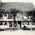 Daldorphs Hus - Bindingsværkshuset i haven bag Nørregade 4