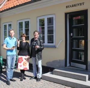 TUGRAPP - testtur i Køge og på Hovdala Slot-web