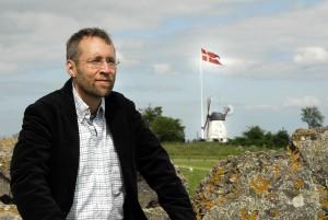 Forfatter og foredragsholder Tom-Buk Swienty