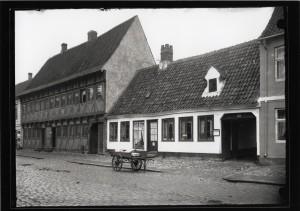 Foto: Hugo Mathiessen, 1914.
